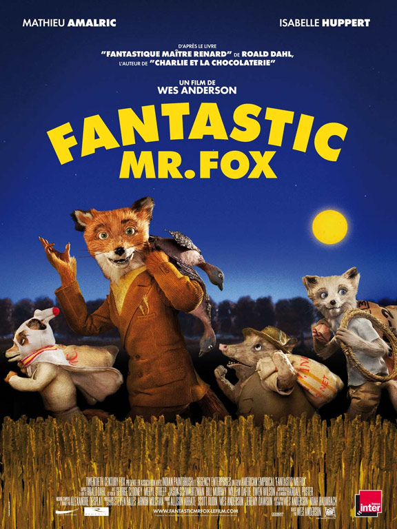 The Fantastic Mr. Fox Poster #10