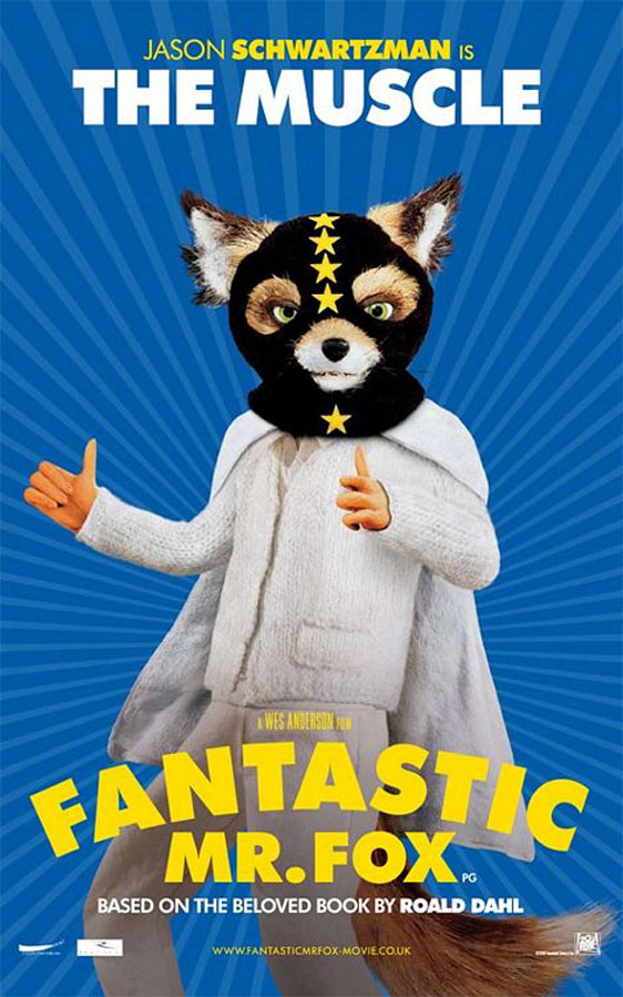 The Fantastic Mr. Fox Poster #2