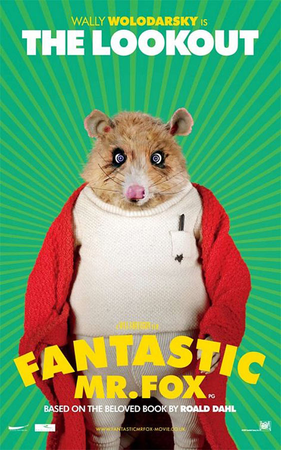 The Fantastic Mr. Fox Poster #6