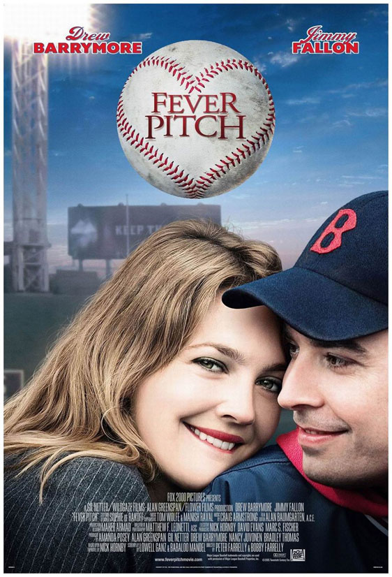 Fever Pitch Poster #1
