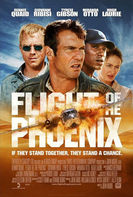 Flight of the Phoenix Poster #1