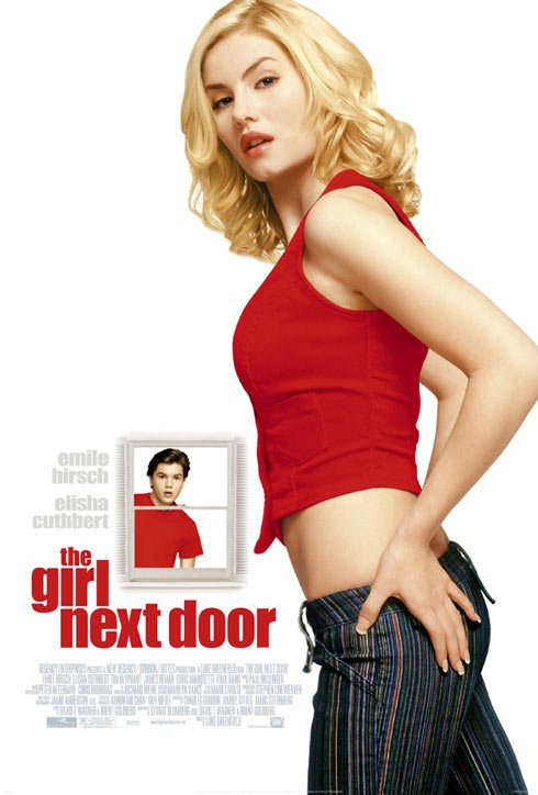 The Girl Next Door Poster #1