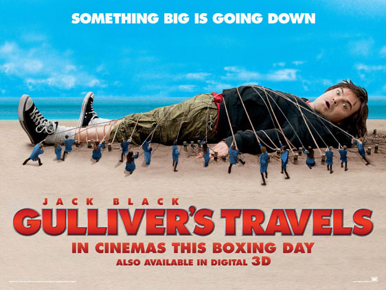 Gulliver's Travels Poster #2