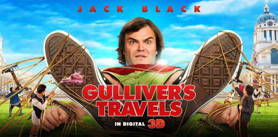 Gulliver's Travels Poster #6