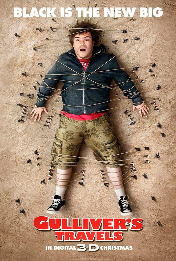 Gulliver's Travels Poster #1