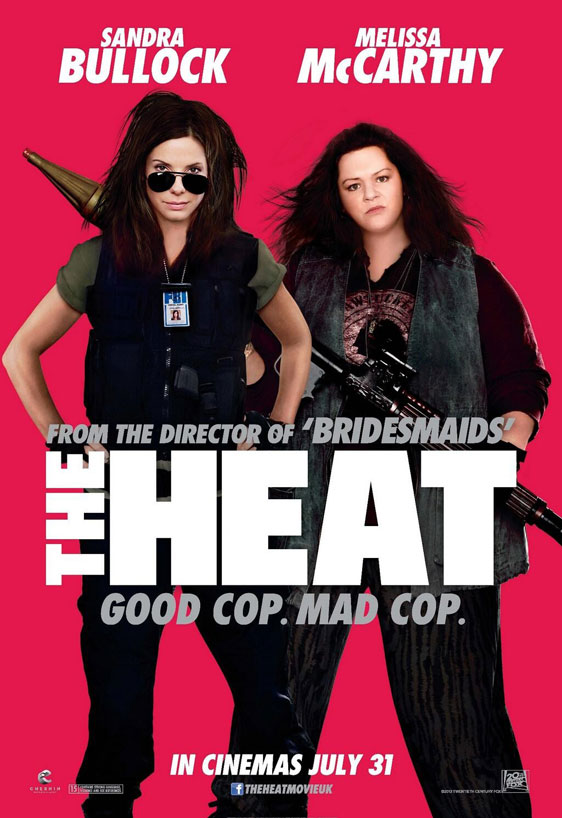 The Heat Poster #4
