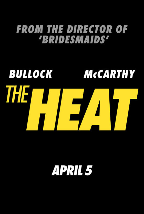 The Heat Poster #1