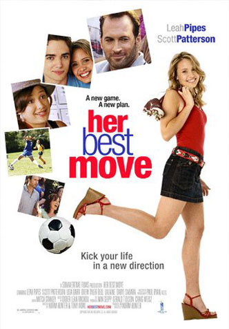 Her Best Move Poster #2
