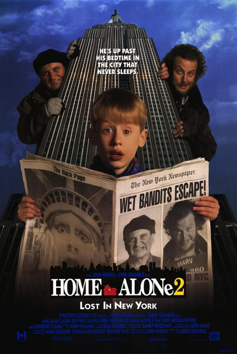 Home Alone 2: Lost in New York Poster #1