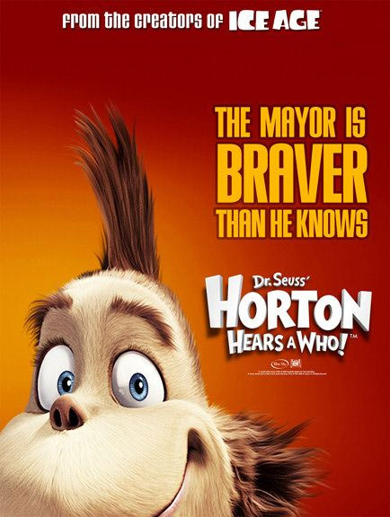 Horton Hears a Who! Poster #3