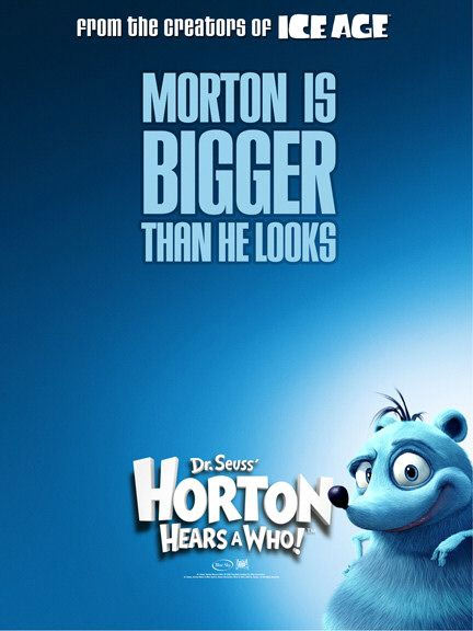 Horton Hears a Who! Poster #4