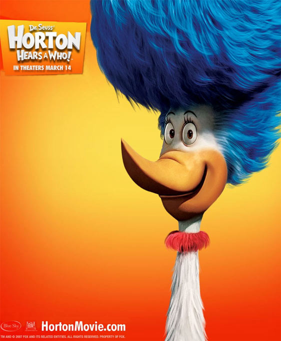 Horton Hears a Who! Poster #7