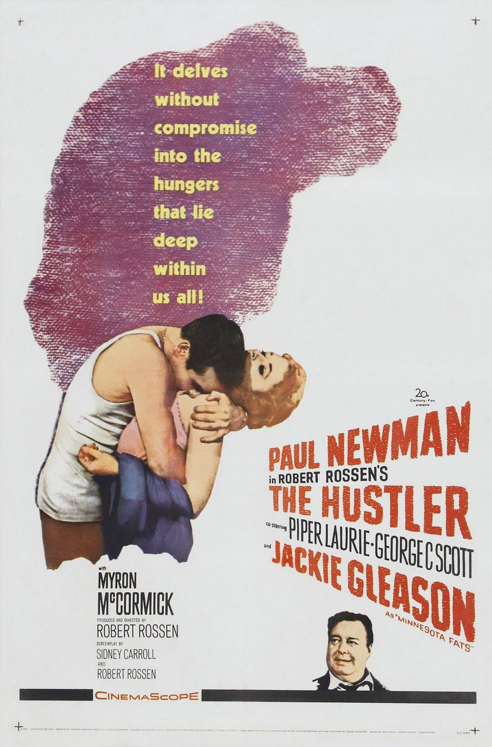 Posters hustler gleason newman