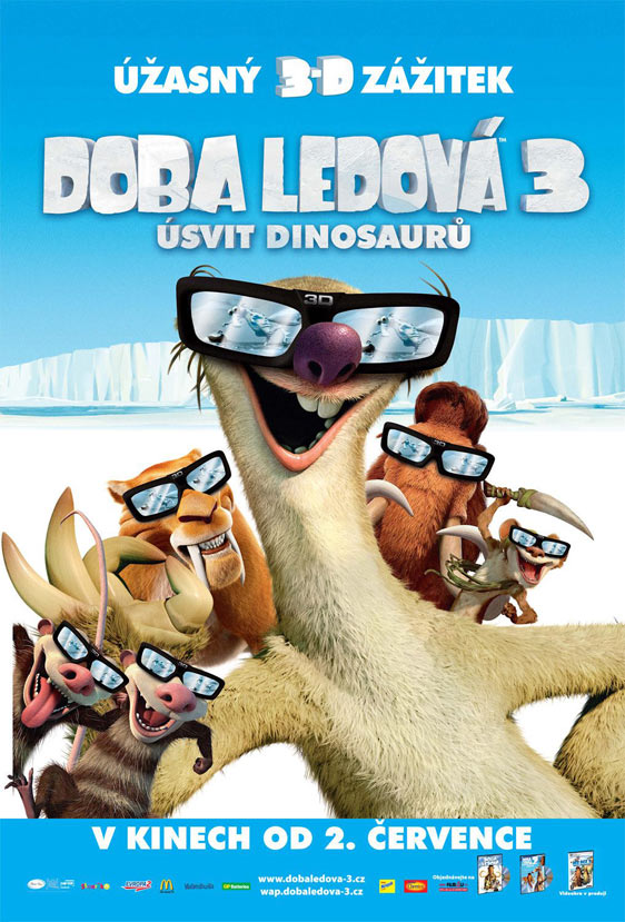 Ice Age: Dawn of the Dinosaurs Poster #7