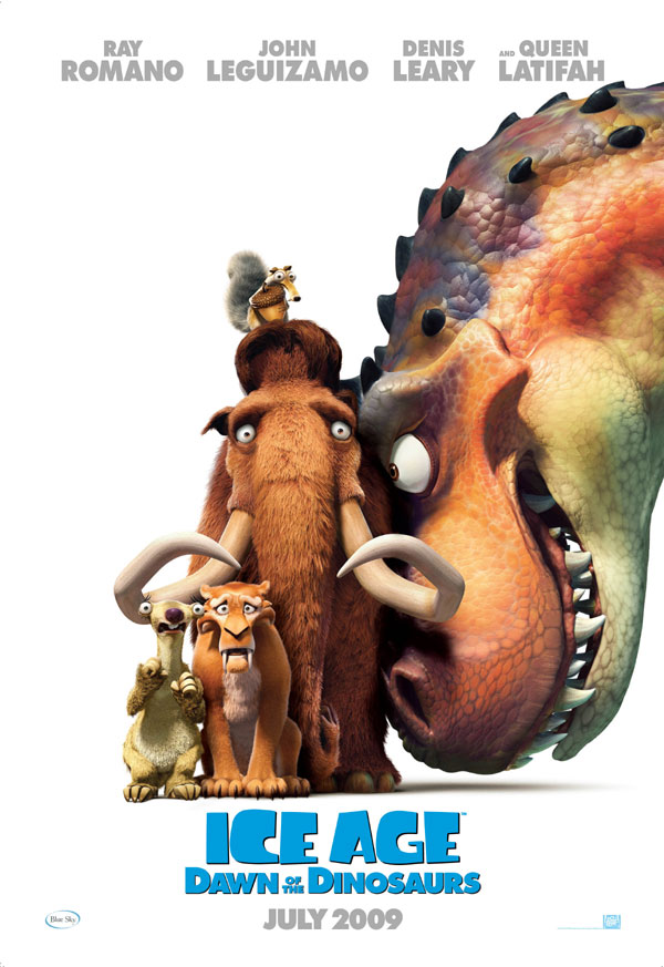 Ice Age: Dawn of the Dinosaurs Poster #1