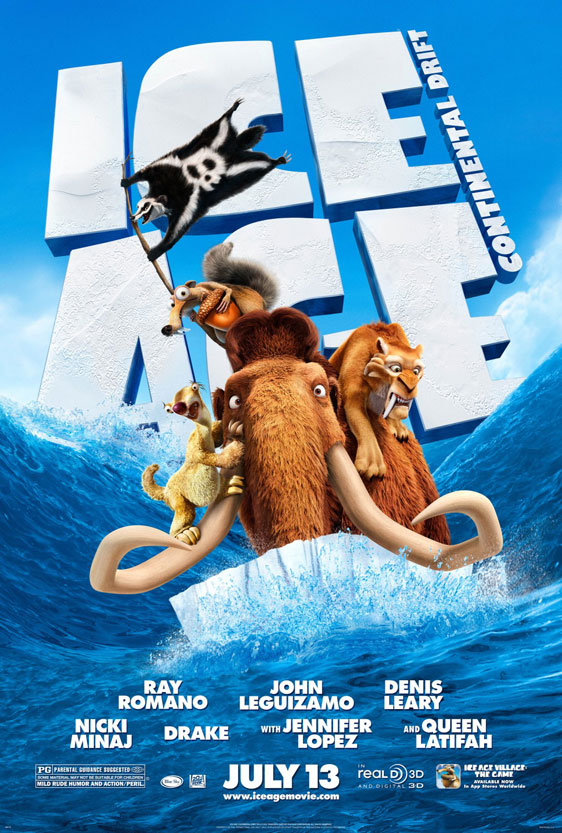 Ice Age: Continental Drift Poster #10