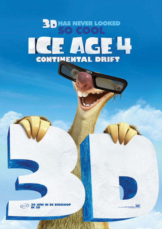 Ice Age: Continental Drift Poster #11