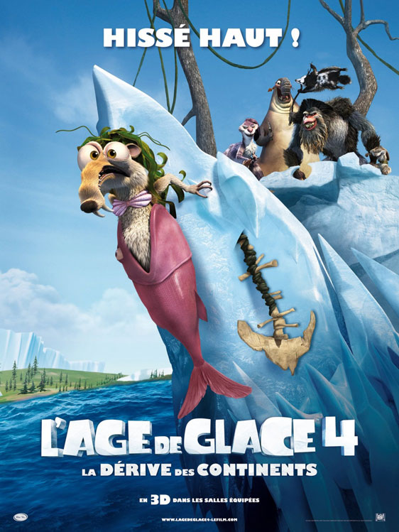 Ice Age: Continental Drift Poster #8
