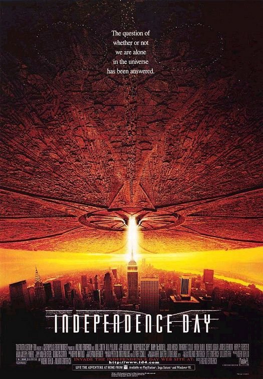 Independence Day Poster #1