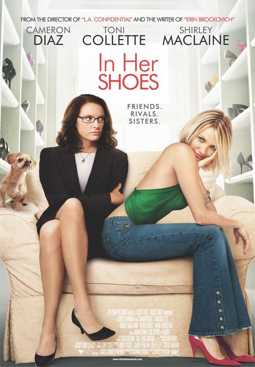 In Her Shoes Poster #1