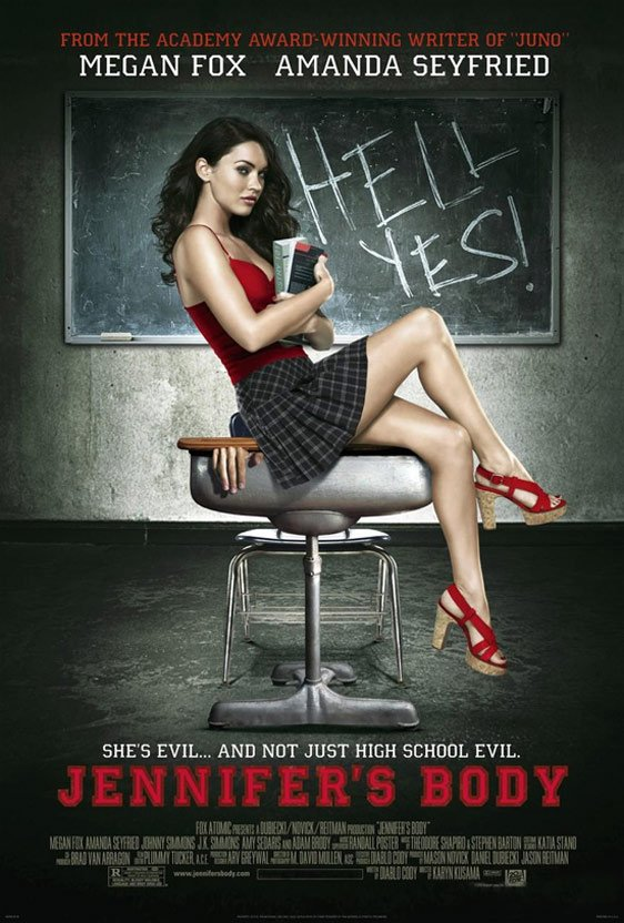 Jennifer's Body Poster #2