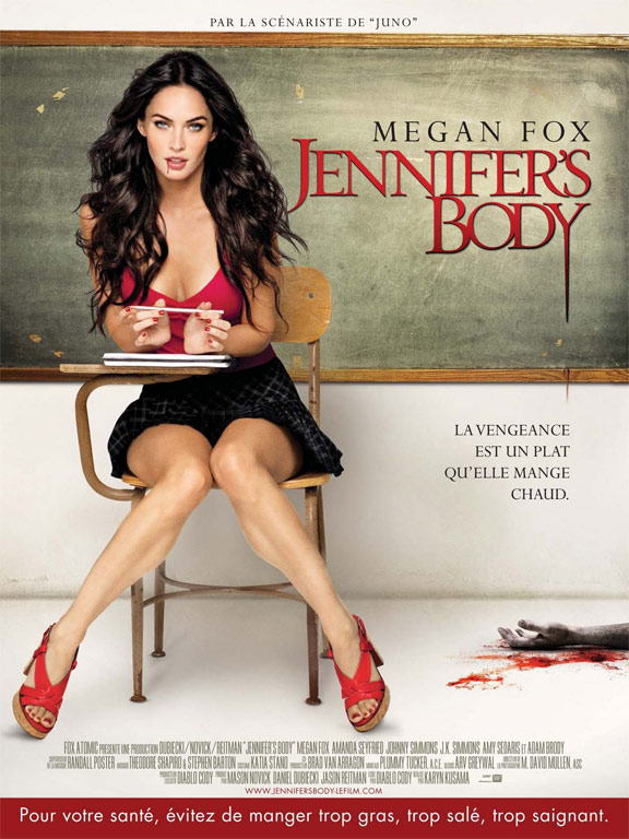 Jennifer's Body Poster #5