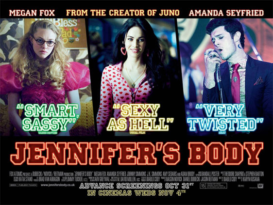 Jennifer's Body Poster #6