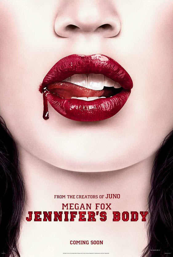 Jennifer's Body Poster