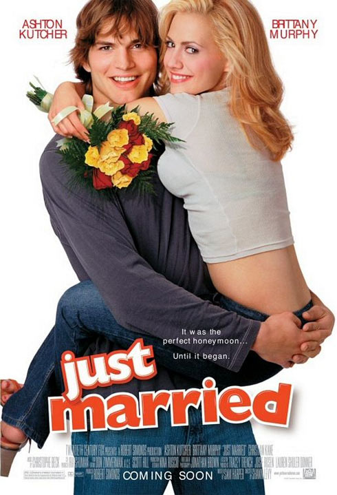 Just Married Poster #1