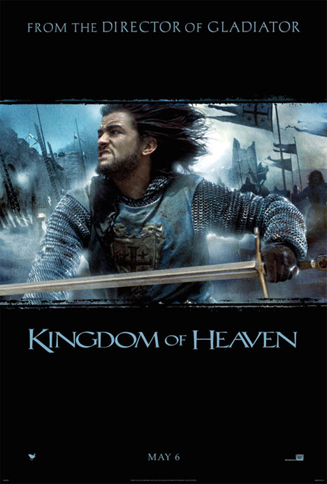 Kingdom of Heaven Poster #1