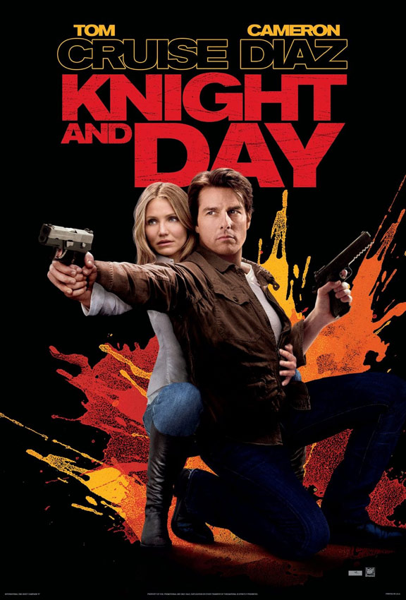 Knight and Day Poster #3