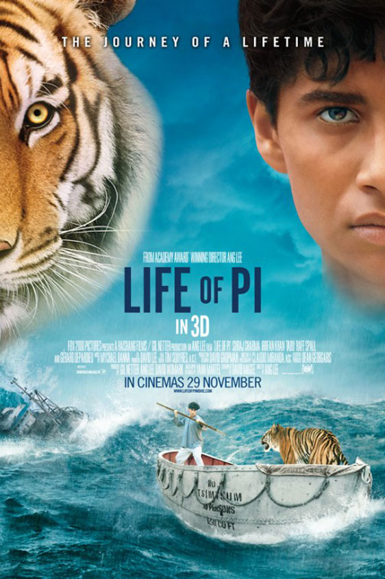 Life of Pi Poster #10