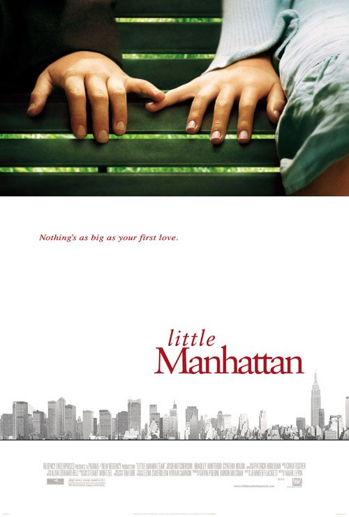 Little Manhattan Poster #1