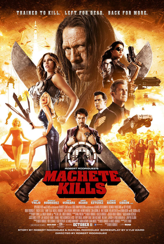 Machete Kills Poster #10