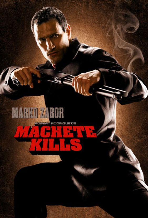 Machete Kills Poster #3