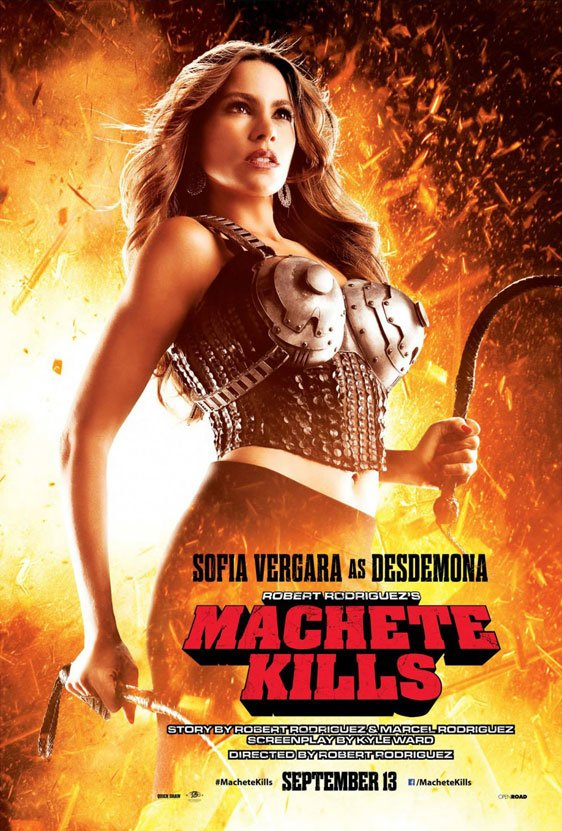 Machete Kills Poster #7