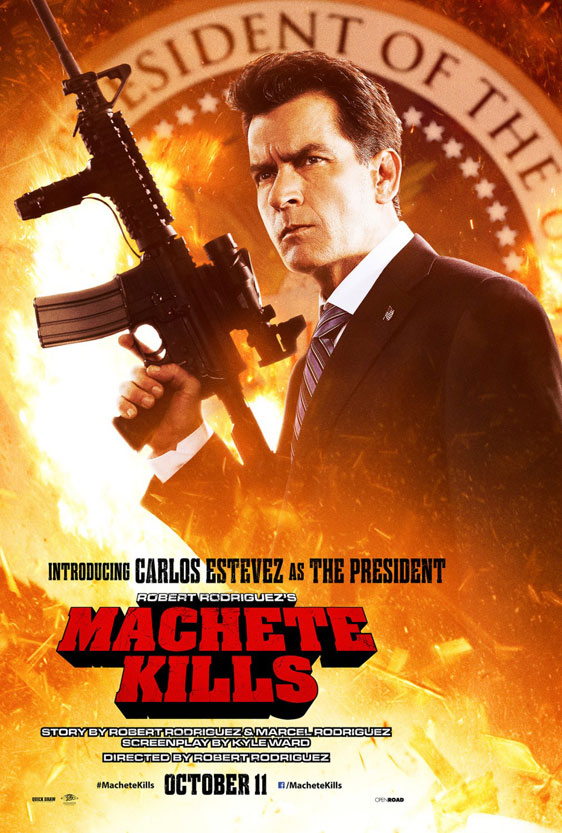 Machete Kills Poster #8