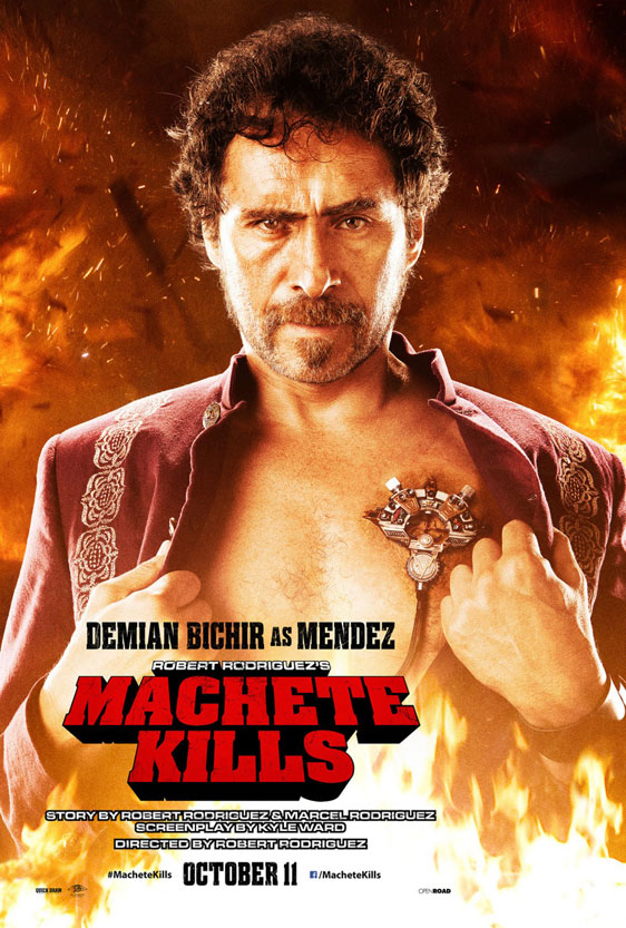 Machete Kills Poster #9