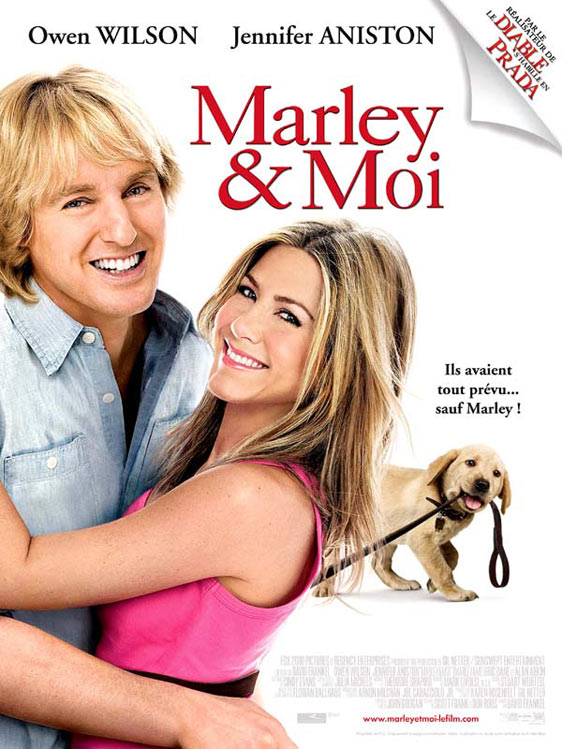 Marley & Me Poster #6