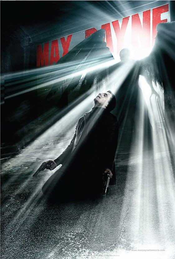 Max Payne Poster #2