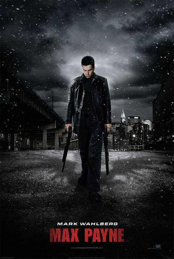 Max Payne Poster #3