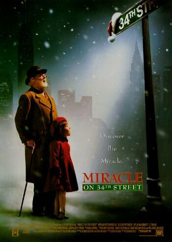 Miracle on 34th Street Poster #1
