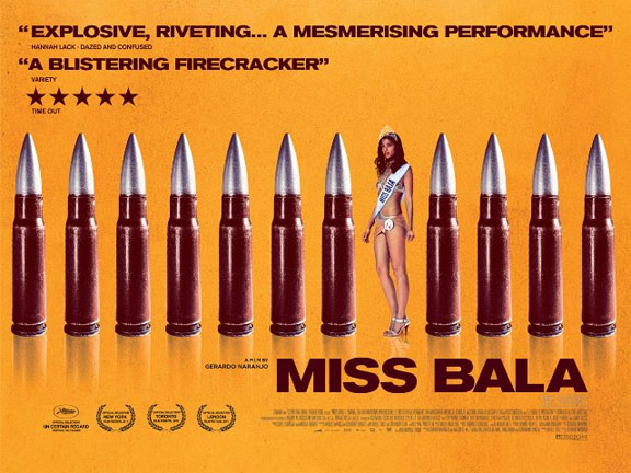 Miss Bala Poster #1