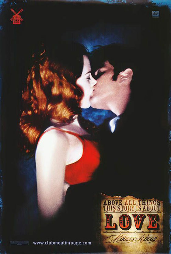 Moulin Rouge! Poster #2