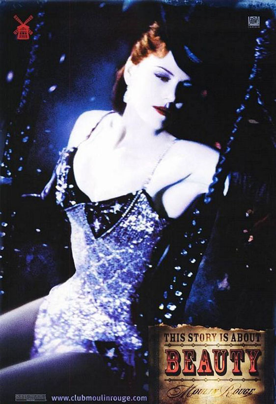 Moulin Rouge! Poster #3