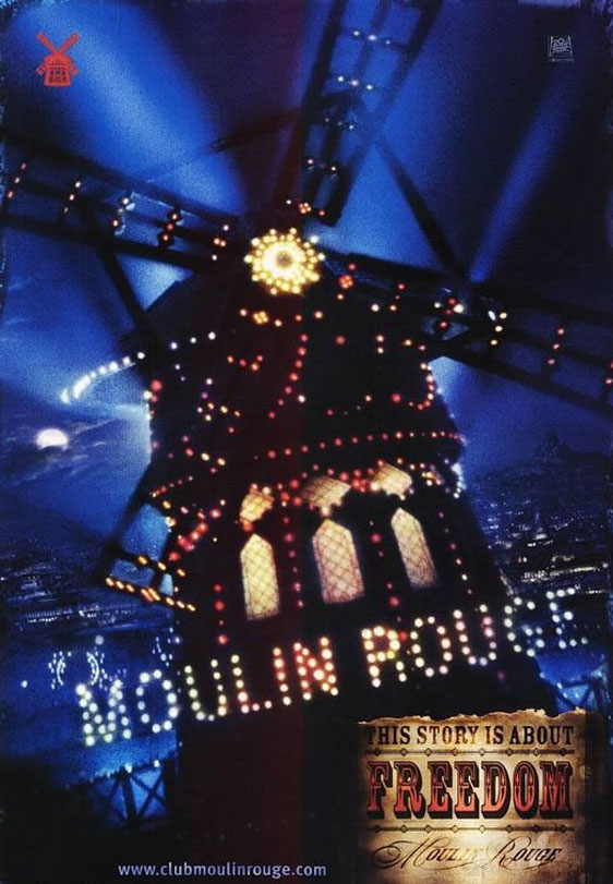 Moulin Rouge! Poster #5