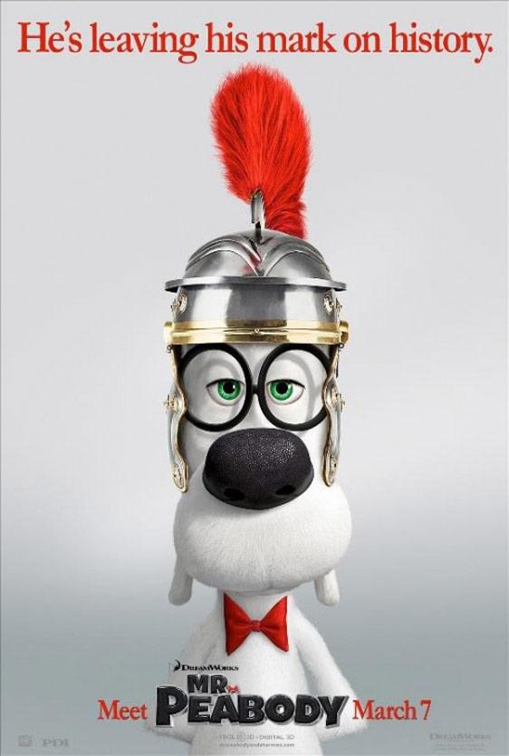 Mr. Peabody & Sherman Poster #5