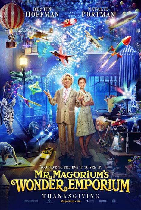 Mr. Magorium's Wonder Emporium Poster #1