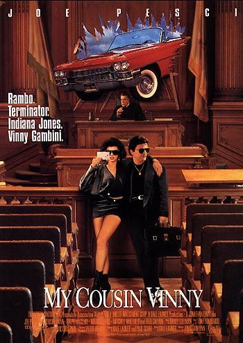 My Cousin Vinny Poster #1