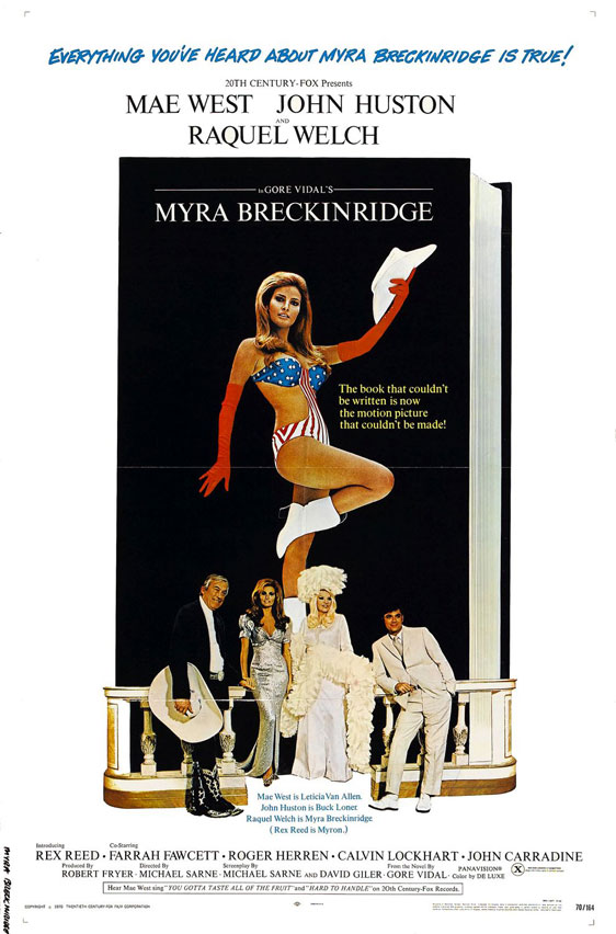 Myra Breckinridge Poster #1